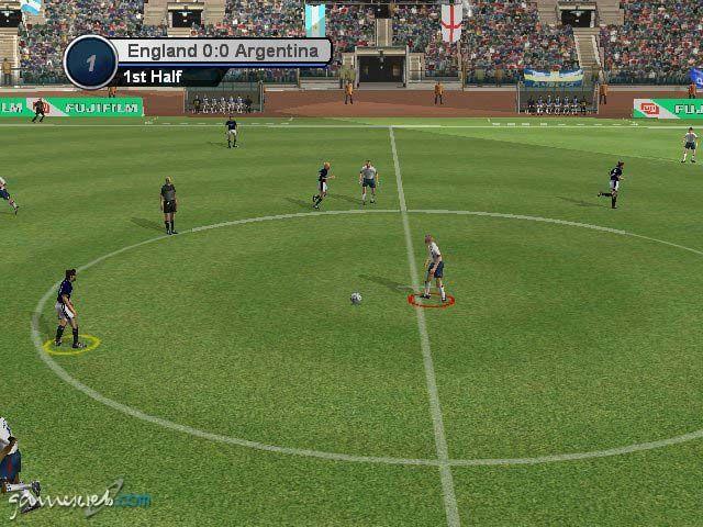 David Beckham Soccer  Archiv - Screenshots - Bild 13