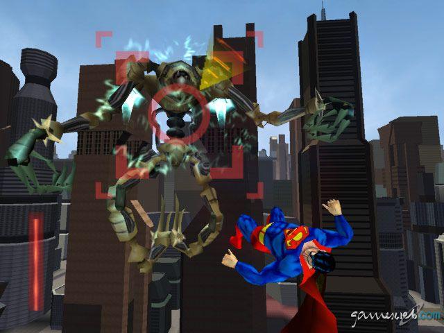 Superman  Archiv - Screenshots - Bild 13