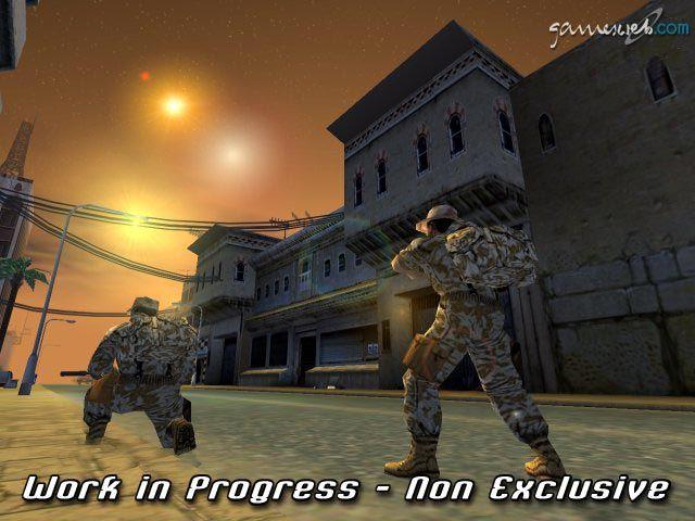 Conflict: Desert Storm  Archiv - Screenshots - Bild 11