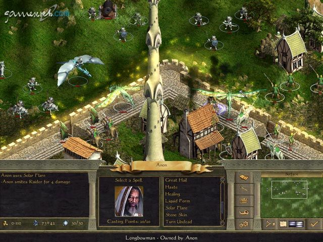 Age of Wonders II - Screenshots & Artworks Archiv - Screenshots - Bild 2