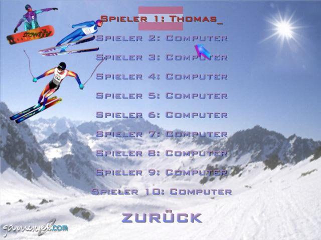 Winterspiele 2002 - Screenshots - Bild 9