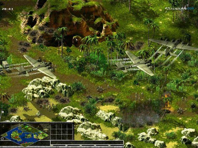 Sudden Strike 2  Archiv - Screenshots - Bild 12
