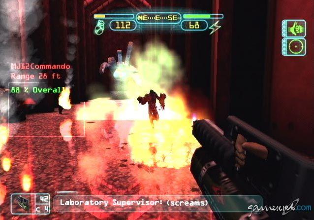 Deus Ex Archiv - Screenshots - Bild 2