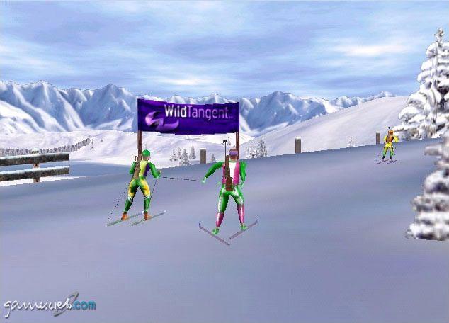 Biathlon 2002  Archiv - Screenshots - Bild 3