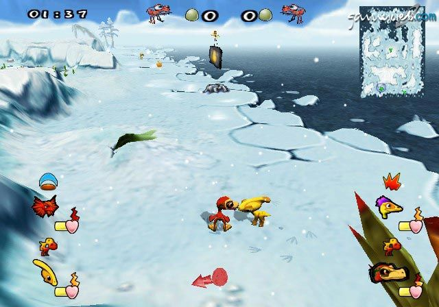 Dinoz  Archiv - Screenshots - Bild 7