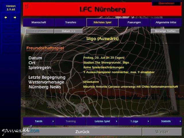 Meistertrainer 01/02 - Screenshots - Bild 8