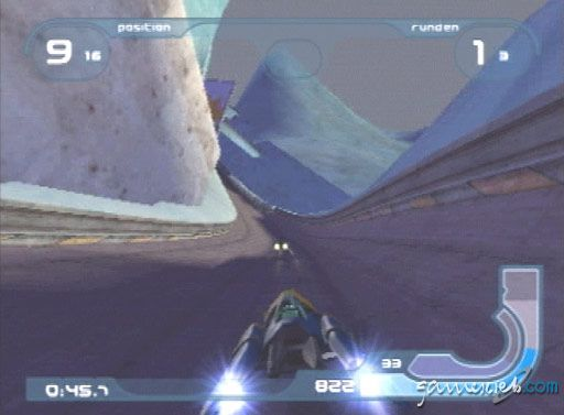 WipEout Fusion - Screenshots - Bild 17