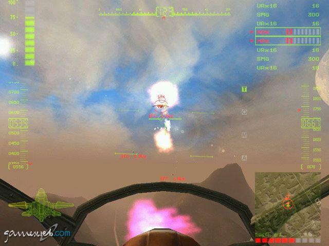 Echelon - Screenshots - Bild 4