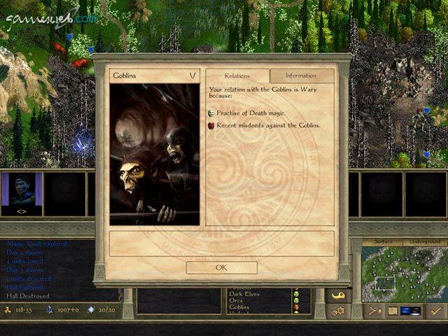 Age of Wonders II - Screenshots & Artworks Archiv - Screenshots - Bild 3