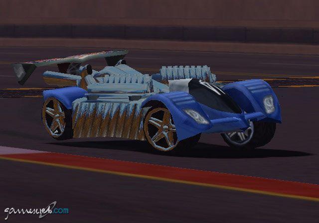 Hot Wheels  Archiv - Screenshots - Bild 16