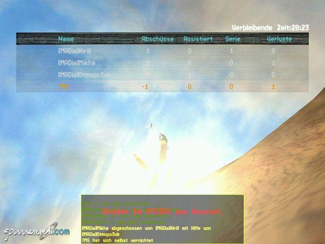 Echelon - Screenshots - Bild 18