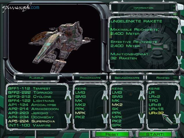 Echelon - Screenshots - Bild 10