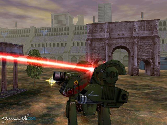 MechWarrior 4 Inner Sphere 'Mech Pak - Screenshots & Artwork Archiv - Screenshots - Bild 2