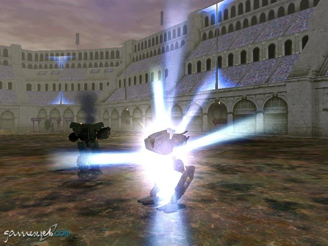 MechWarrior 4 Inner Sphere 'Mech Pak - Screenshots & Artwork Archiv - Screenshots - Bild 6