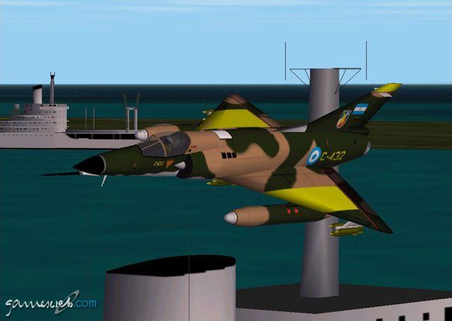 Harrier Jump Jet 2002  Archiv - Screenshots - Bild 2