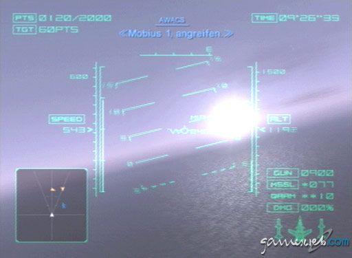 Ace Combat 4 - Screenshots - Bild 21