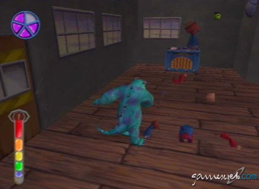 Die Monster AG - Screenshots - Bild 6