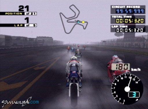 MotoGP 2 - Screenshots - Bild 6