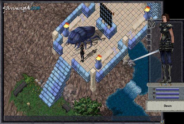 Ultima Online: Lord Blackthorn's Revenge  Archiv - Screenshots - Bild 6