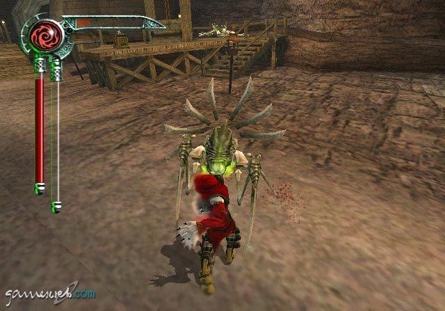 Legacy of Kain: Blood Omen 2  Archiv - Screenshots - Bild 2