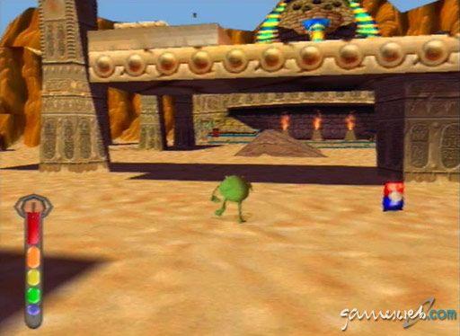 Die Monster AG - Screenshots - Bild 20