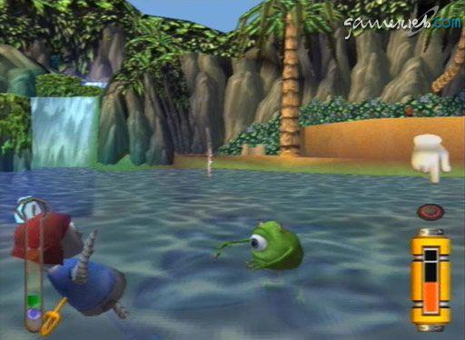 Die Monster AG - Screenshots - Bild 7