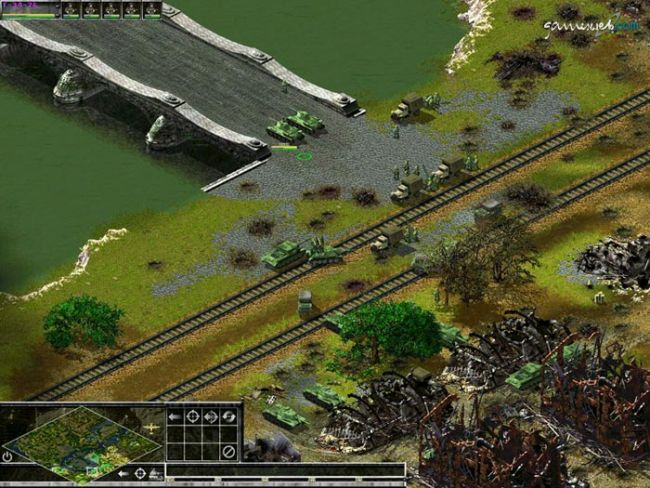 Sudden Strike 2  Archiv - Screenshots - Bild 11
