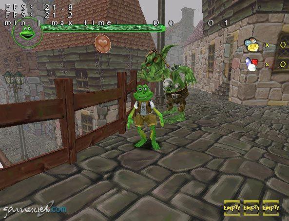 Frogger: The Great Quest  Archiv - Screenshots - Bild 2