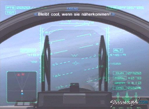 Ace Combat 4 - Screenshots - Bild 14