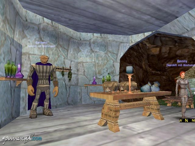 Dark Age of Camelot - Screenshots - Bild 5
