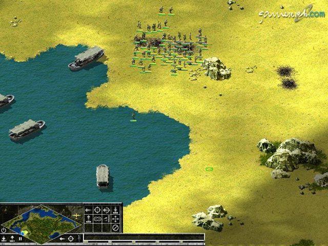 Sudden Strike 2 - Screenshots - Bild 19