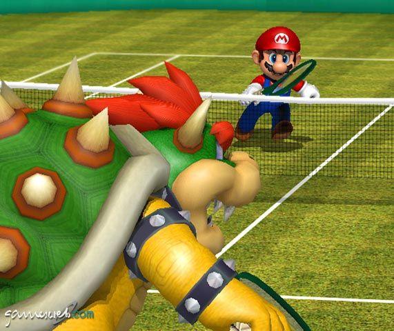Mario Power Tennis  Archiv - Screenshots - Bild 31