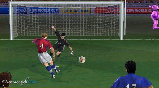 FIFA Fussball Weltmeisterschaft 2002  Archiv - Screenshots - Bild 2