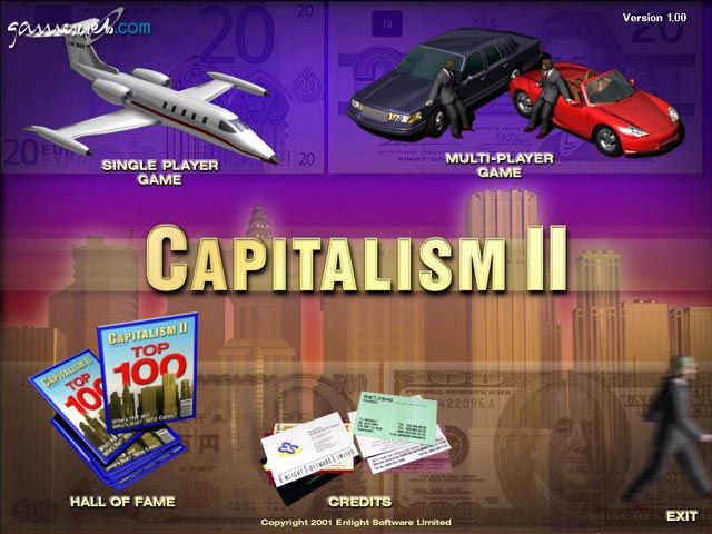 Capitalism II - Screenshots - Bild 2