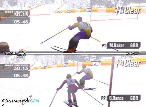 ESPN International Winter Sports - Screenshots - Bild 16