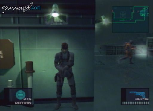 Metal Gear Solid 2 - Screenshots - Bild 6
