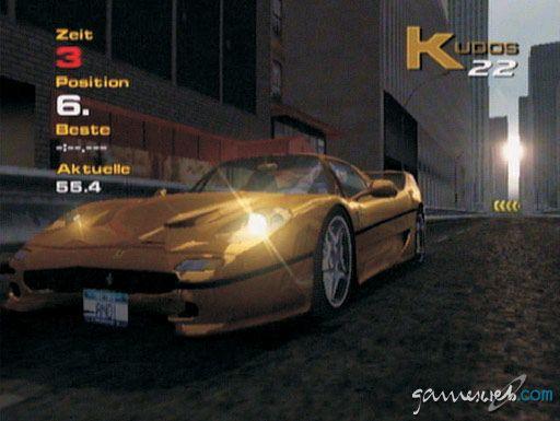 Project Gotham Racing - Screenshots - Bild 7
