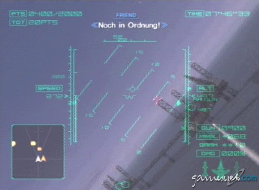 Ace Combat 4 - Screenshots - Bild 12