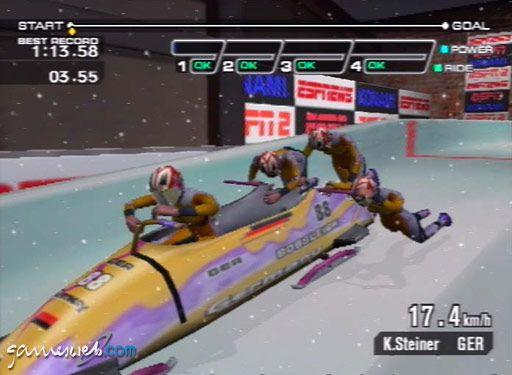 ESPN International Winter Sports - Screenshots - Bild 14