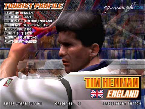 Virtua Tennis  Archiv - Screenshots - Bild 16