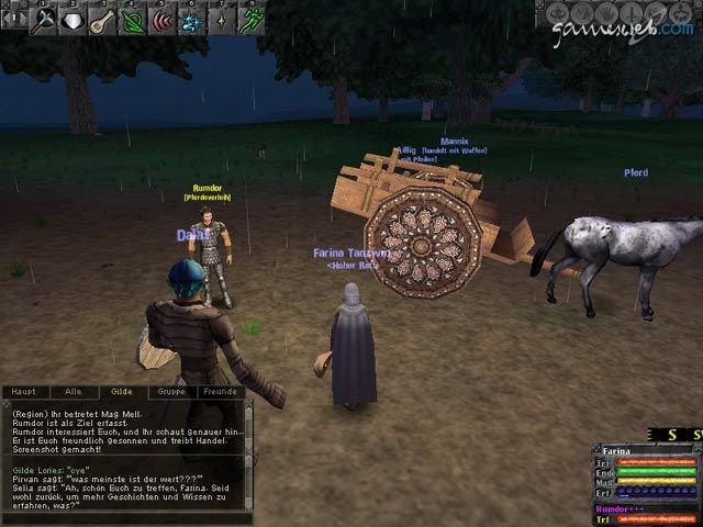 Dark Age of Camelot - Screenshots - Bild 3
