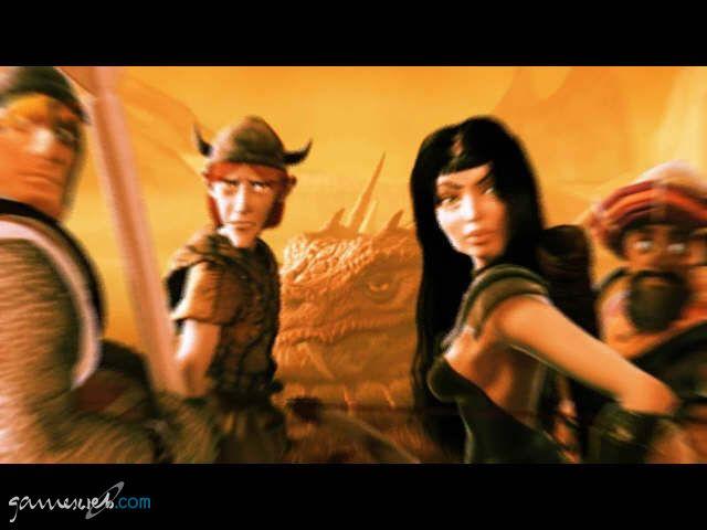 Cultures 2 - Die Tore Asgards - Screenshots - Bild 2