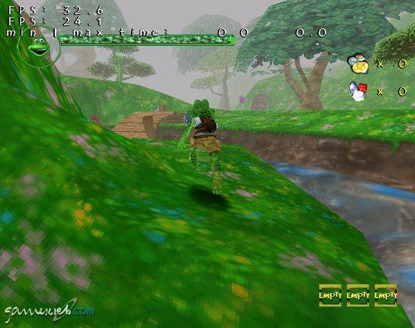 Frogger: The Great Quest  Archiv - Screenshots - Bild 8