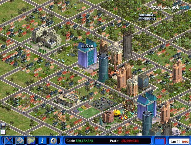 Capitalism II - Screenshots - Bild 15