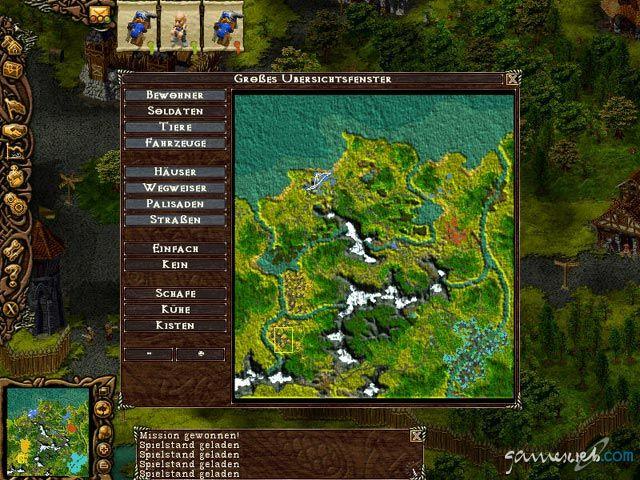 Cultures 2 - Die Tore Asgards - Screenshots - Bild 15