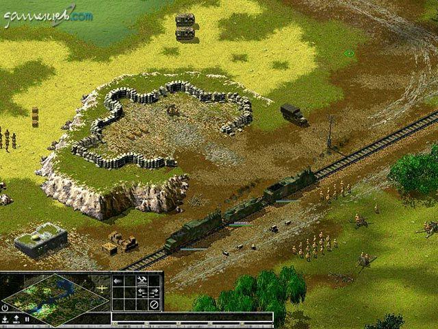 Sudden Strike 2  Archiv - Screenshots - Bild 8