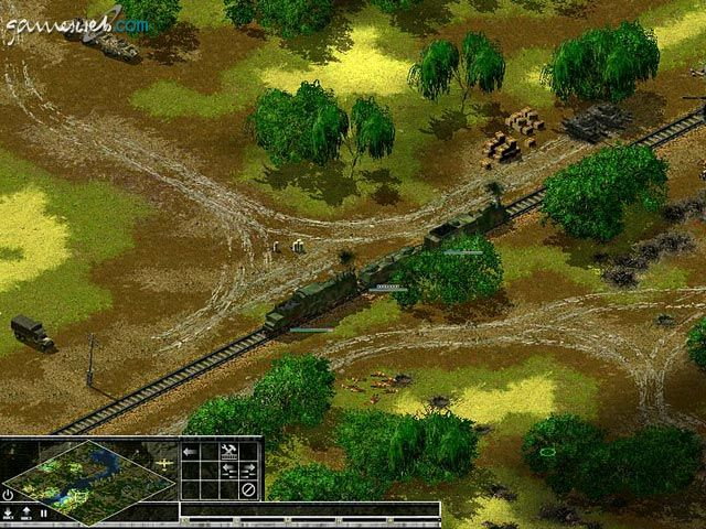 Sudden Strike 2  Archiv - Screenshots - Bild 9
