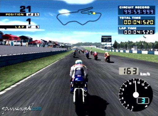 MotoGP 2 - Screenshots - Bild 8