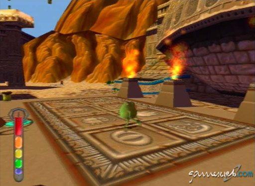 Die Monster AG - Screenshots - Bild 13