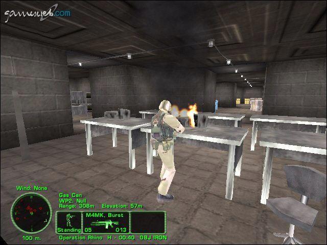 Delta Force: Task Force Dagger  Archiv - Screenshots - Bild 2